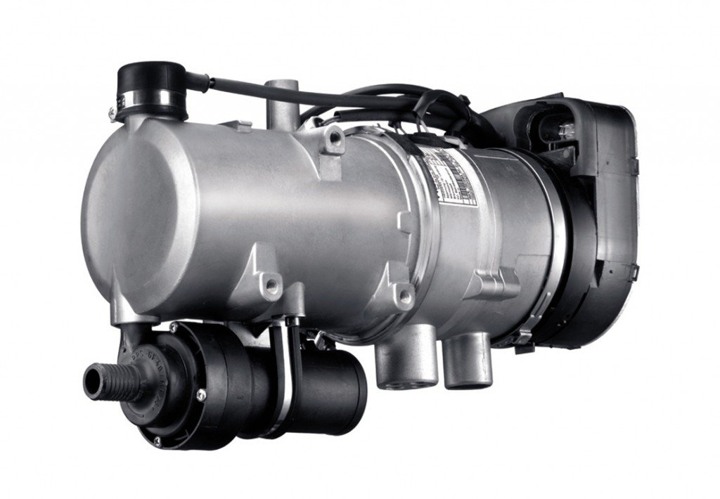 Подогреватели двигателя